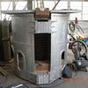 aluminium scrap melting furnace from China YINDA induction furnace company