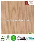 oak reconstituted wood veneer for decoration