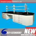 laboratório de tabelas lavatório bancada de laboratório