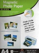 inkjet printable magnet sheet