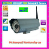 WiFi Outdoor Waterproof Wireless P2P LED IR Night Vision IP Camera