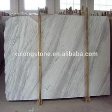 Volakas white Marble Slab In China