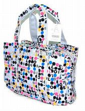 wholesale woman canvas handbag in shenzhen factory
