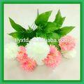 Flor artificial decorativa pétalas, baratos flores artificiais para coroas, flores artificiais para decoração de mesa