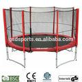 13ft trampolines utilizado para la venta con la red de seguridad a partir de gsd