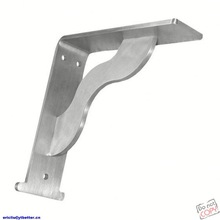 multi purpose flat metal bracket
