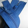 #5 invisível de plástico zíper invisível para capa de plástico com zíper invisível com forro