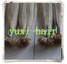 pre-bond u tip nail extension tool/pre-bonded hair machine