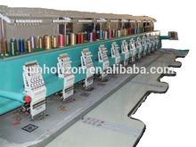 flat high speed embroidery machine