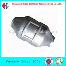 Super Weld Manufacture High Quality Exhaust Car Muffler System