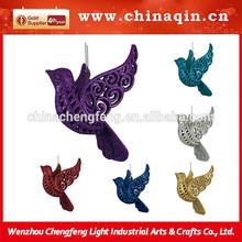 Ameriacan maket popular bird christmas ornaments