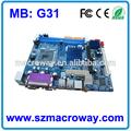 Marca original nuevo sata3 6gb usb3.0 placas base del ordenador atx 1155