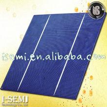 6 inch multi solar cell