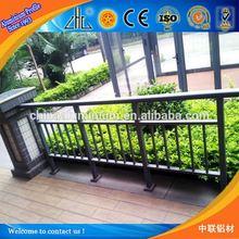 Popularly !! Perfect performance aluminium profile fencing used for building,decoratione; aluminium fencing price per piece/ ton
