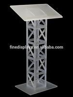Truss Acrylic Lecterns podiums church pulpits (AL-A-170)