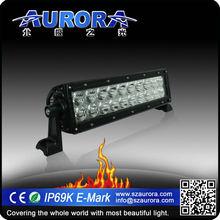 Aurora Hot salable 10inch LED dual light led work light 4wd