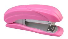 Hot pink shoe stapler