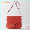 GF-X267 Vintage Carving Suede Handbag and Smooth Leather Shoulder Bag