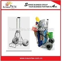Folding Beach Trolley Cart