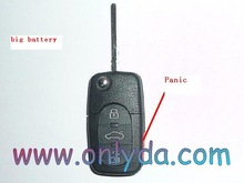 VW remeot key with 3+1 button the remote control number is 1J0 959 753 F 3+1 button 315MHZ