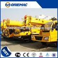 Xcmg guindaste pequeno com motor diesel pequeno caminhão guindaste máquina( qy16d)