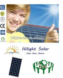 230W,240W,250W mono solar panel with TUV,CEC,CE,ISO