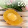 fruit shaped soap ,papaya shape soap,