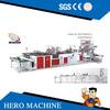 HERO BRAND Four Function Hand nylon Shopping Plastic Bag Making Machine price