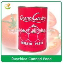 Hot vendez pâte de tomate en conserve, sauce tomate, ketchup