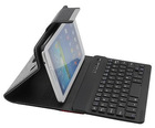 For Samsung Galaxy Tab3 P3200 7 inch detachable Bluetooth 3.0 ABS keyboard with PU folio case cover