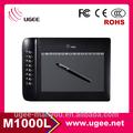 de alta calidad ugee gráfico digital bordo tableta de dibujo de dispositivo de la pc
