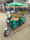 2013 HOT ELECTRIC TRICYCLE FOR 4 PASSENGERS,BEST QUALITY YUFENG AUTO OPERATED RICKSHAW