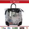 Fashionable trolley travel bags for lady
