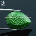 Mejor venta verde oval de la espalda plana resina/de plástico/baratos de acrílico de cuentas para la decoración de teléfono/cloting/joyería