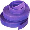 Purple eco-friendly nylon colored eco-friendly velcro tape