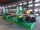 Heavy duty 3 rolls used steel bending universal machine for sale