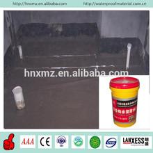 Liquid Cement Based Polymer Modified Bitumen Waterproof Coating