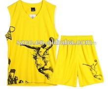 Blank basketball jersey design 2014/jersey basketball design