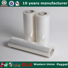 Packaging Material Plastic Clear LLDPE Stretch Film China
