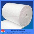 fibra cerâmica cobertor de isolamento