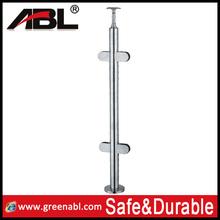 abl durable vente chaude en acier inoxydable balustrades rampes en acier inoxydable
