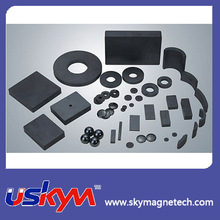 Ferrite Magnets in Different Shape