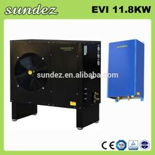 EVI heat pump scroll compressor11.8KW (-25DegC)