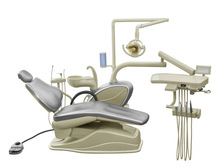 2014 best sale Dental chair with handpiece