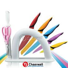 Coloured knife set Kitchen Knife Sets