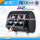 Shenzhen 9'' car digital screen headrest monitor dvd factory