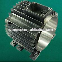 OEM high precision aluminum die casting products, CNC machine,A dragon service