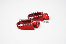 off road enduro supermorto motorcross dirt bike motorcycle parts footpegs for KAWASAKI/HONDA/YAMAHA/KTM/SUZUKI.