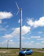 didactical equipment school use 10kw wind turbine
