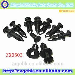 Sell auto plastic fastener and auto plastic clip ZX0503
